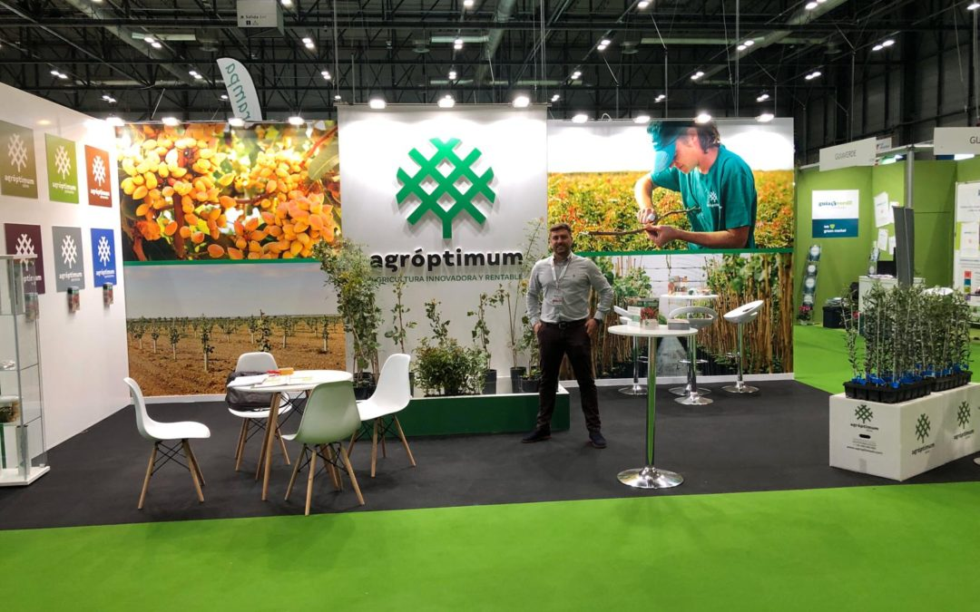 Agróptimum en Flower & Garden Attraction en IFEMA