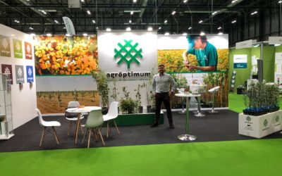 Agróptimum, presente en Flower & Garden Attraction en IFEMA