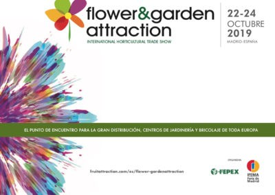 flower & garden attraction ifema