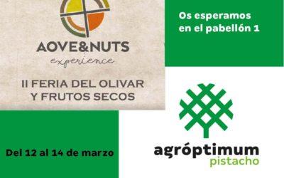 Agróptimum en AOVE&Nuts Experience