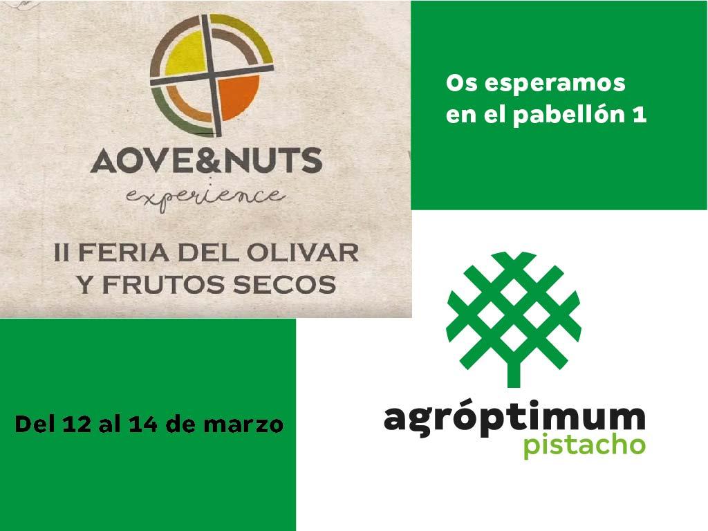 Feria olivar y frutos secos Talavera